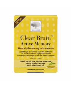 Clear Brain™ Active Memory