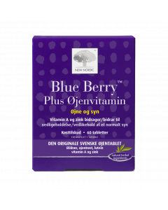 Blue Berry™ Plus Øjenvitamin